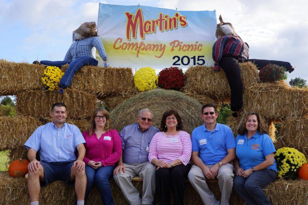Martin Family - Company Picnic