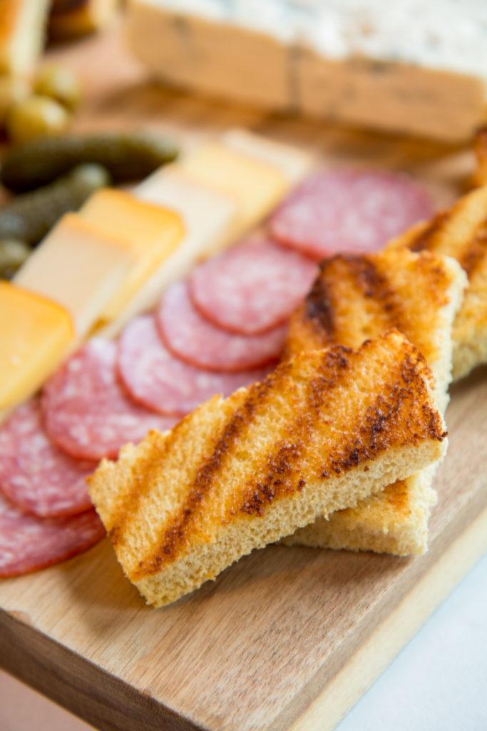 Charcuterie Board #1 - with Martin's Potato Bread