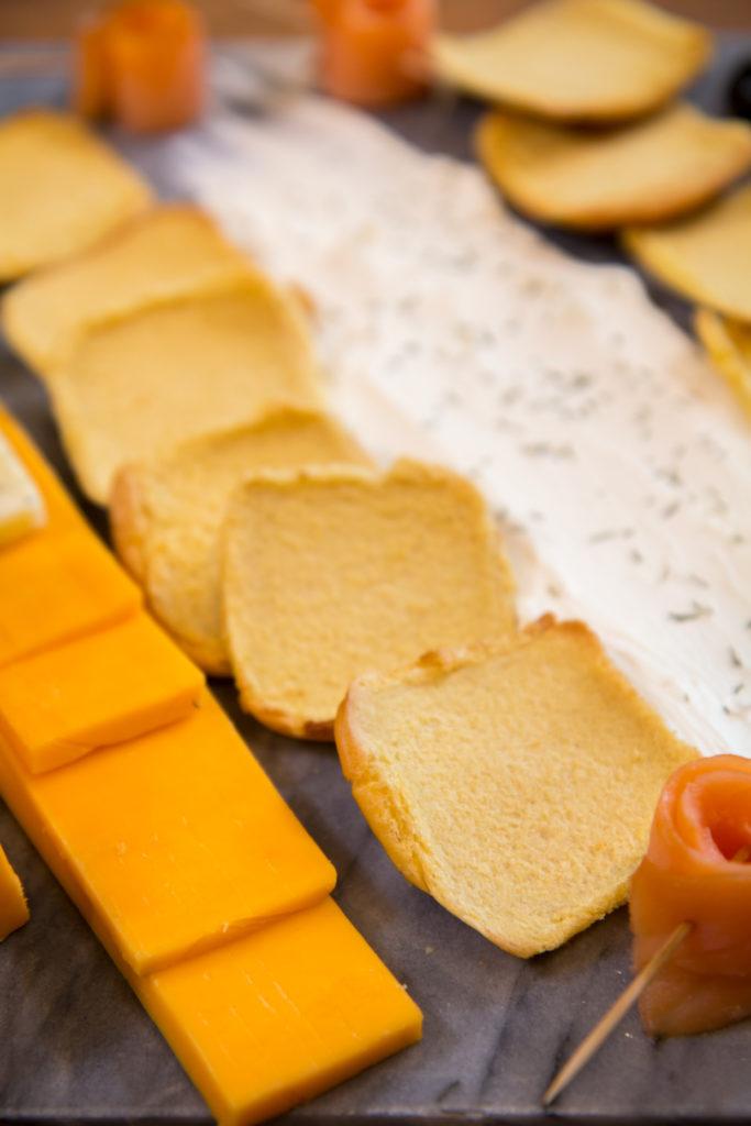 Charcuterie Board #3 - with Martin's Potato Bread