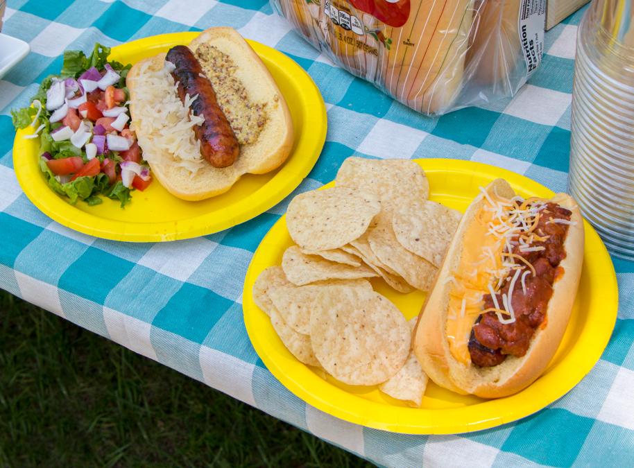 Hot Dog Toppings Bar: Variations