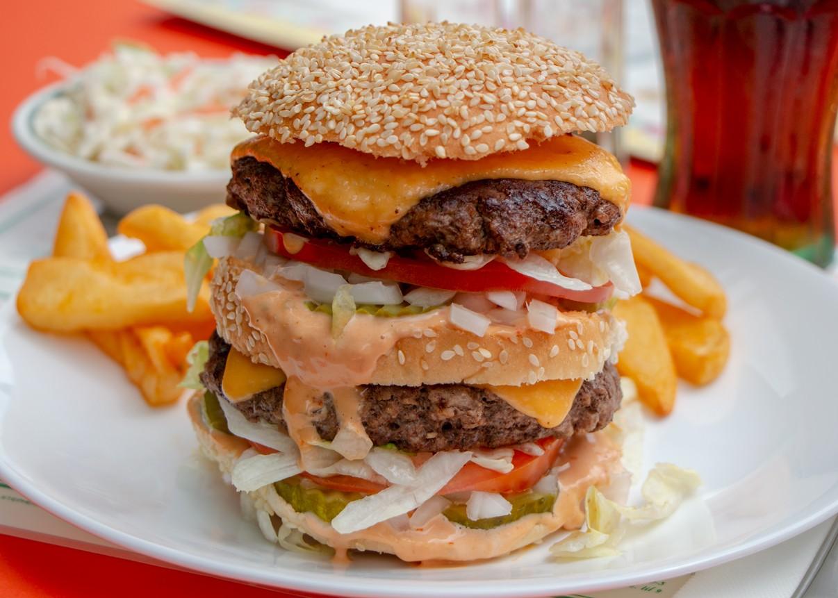 Big Marty Burger