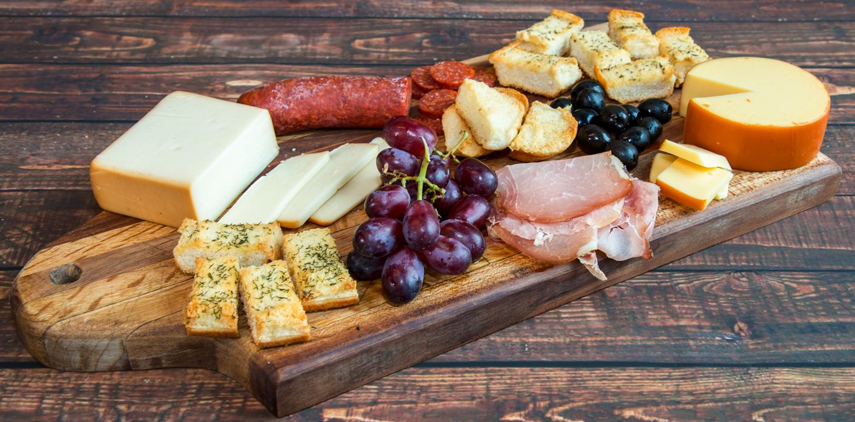 Charcuterie Board #4 - with Martin's Potato Bread
